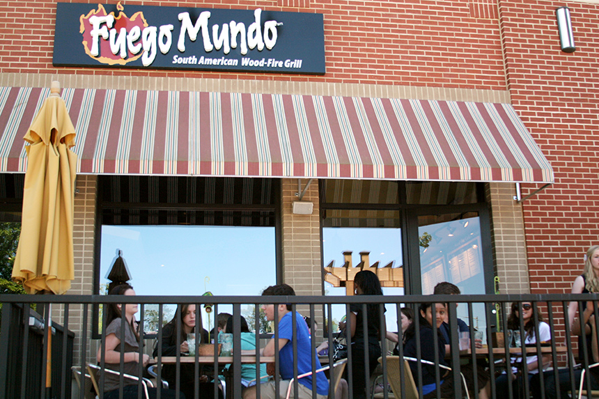 About fuegomundo for Atlanta fish house and grill