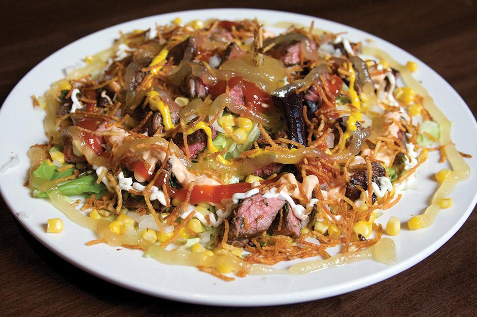 OFF-the-Cob Salad